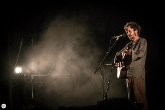 damien rice live 2018 Cap Roig Spain, wood water wind tour © Caroline Vandekerckhove