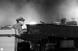 Elvis Costello & the Imposters live 2018, Declan Patrick MacManus, OLT Rivierenhof Antwerpen © Caroline Vandekerckhove