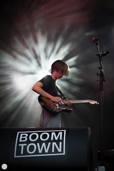 Kevin Morby Meg Duffy live 2018 Boomtown Ghent, Gentse feesten © Caroline Vandekerckhove