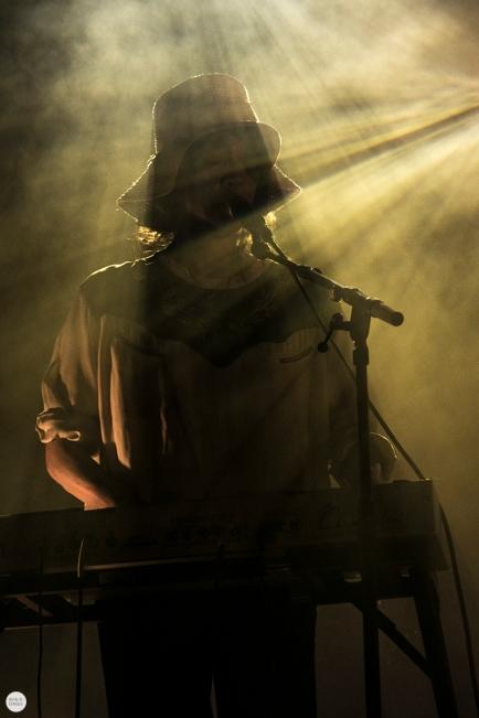 Blonde Redhead live 2018 OLT rivierenhof Antwerpen © Caroline Vandekerckhove