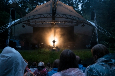 Damien Rice live 2018 Caprera Bloemendaal © Caroline Vandekerckhove