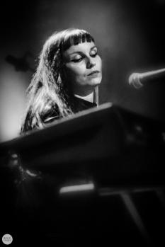 Hilary Woods live 2018 het Botanique Brussels Bruxelles Brussel © Caroline Vandekerckhove