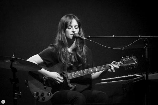 Heather Woods Broderick live 2018 het depot Leuven © Caroline Vandekerckhove