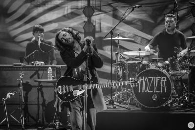 Hozier (Andrew Hozier-Byrne) live 2018 cirque royal / koninklijk circus Brussels © Caroline Vandekerckhove