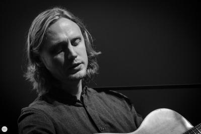 Jarle Skavhellen live 2018 la Madeleine Brussels © Caroline Vandekerckhove