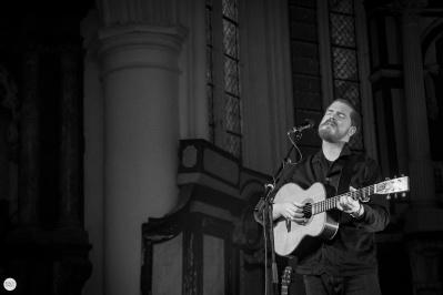 John Smith musician live 2018 guitarist 30CC Predikherenkerk Leuven © Caroline VandekerckhoveJohn Smith live 2018 30CC Predikherenkerk Leuven © Caroline Vandekerckhove