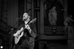 John Smith musician live 2018 guitarist 30CC Predikherenkerk Leuven © Caroline Vandekerckhove