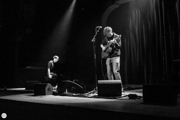 Sam Amidon live 2018 Handelsbeurs Ghent © Caroline Vandekerckhove