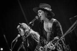 Suzanne Santo live 2018 cirque royal / koninklijk circus Brussels © Caroline Vandekerckhove