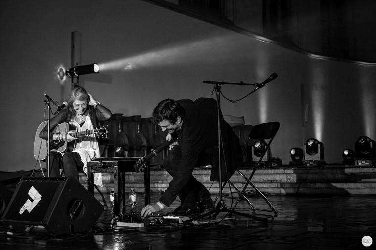 Vashti Bunyan live 2018 le guess who Utrecht Janskerk © Caroline Vandekerckhove