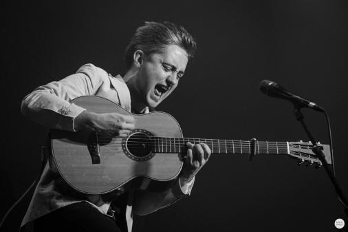 Villagers Conor O'Brien live 2018 la Madeleine Brussels © Caroline Vandekerckhove