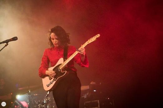 Anna Calvi live 2019 trix antwerp © Caroline Vandekerckhove