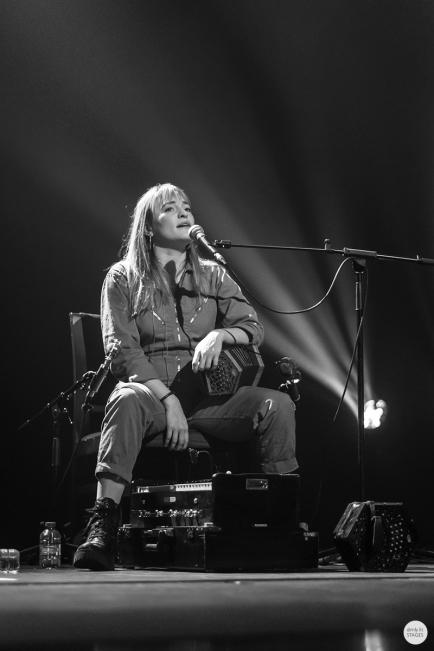 Lankum live 2019, 30cc schouwburg, Leuven © Caroline Vandekerckhove
