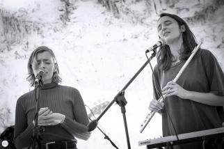 LINDE maaike van der linde live 2019, space resonance, Antwerp © Caroline Vandekerckhove