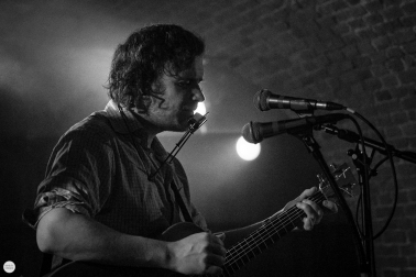 Seamus Fogarty live 2019, botanique, Brussels © Caroline Vandekerckhove