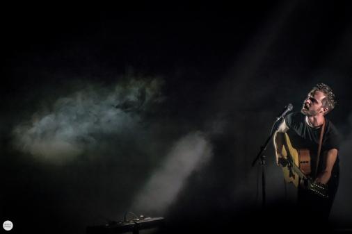 The Tallest Man On Earth (Kristian Matsson) live 2019, Vooruit, Gent © Caroline Vandekerckhove