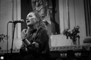 David Keenan live 2019, centre culturel Irlandais, Paris © Caroline Vandekerckhove