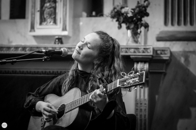 Lemoncello band live 2019, centre culturel Irlandais, Paris © Caroline Vandekerckhove