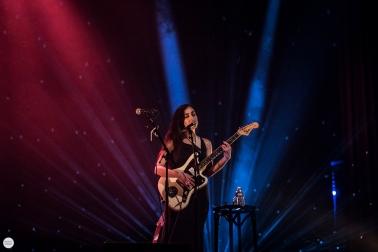 Marissa Nadler live 2019, de Roma Antwerpen © Caroline Vandekerckhove