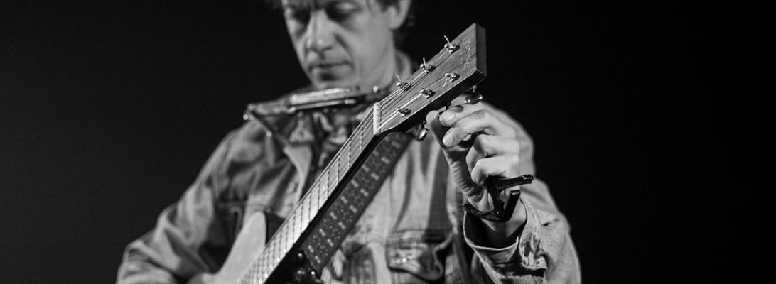 Steve Gunn live at brdcst 2019, Ancienne Belgique, Brussels © Caroline Vandekerckhove