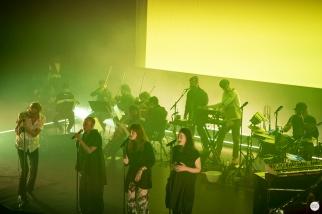 The National band live 2019, l'olympia Paris © Caroline Vandekerckhove