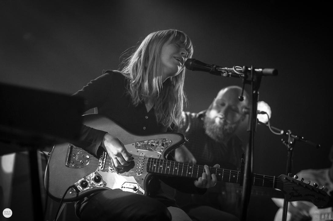 Lucy Rose, live 2019, Ancienne Belgique Brussels © Caroline Vandekerckhove
