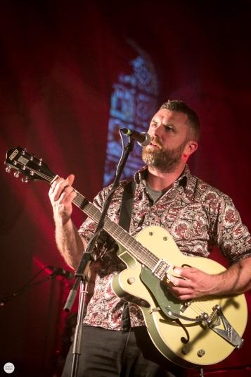Mick Flannery live 2019, st. Luke's Cork © Caroline Vandekerckhove