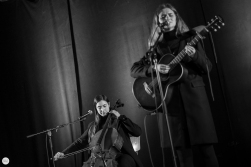 Rosie Carney, live 2019, DOK Gent / Ghent © Caroline Vandekerckhove