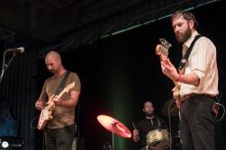 Foxwarren (ft. Andy Shauf) live 2019, DOK Ghent Democrazy © Caroline Vandekerckhove / dimly lit stages