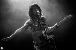 Joan As Police Woman (Joan Wasser) live 2019 De Roma Antwerpen © Caroline Vandekerckhove