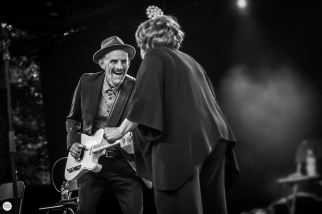 Mavis Staples live 2019, OLT Rivierenhof Antwerp © Caroline Vandekerckhove / Dimly lit stages