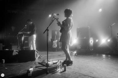 Snail Mail live 2019, Botanique Brussels © Caroline Vandekerckhove / dimly lit stages