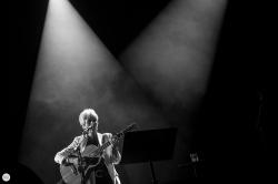 Joan Baez live 2019, Gent Jazz, Ghent, fare thee well tour © Caroline Vandekerckhove / Dimly lit stages