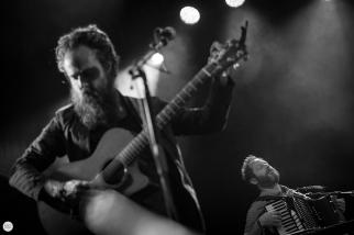 calexico and iron & wine live 2019, M-idzomer, Leuven © Caroline Vandekerckhove / Dimly lit stages