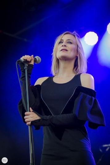 Geike live 2019, M-idzomer, Leuven © Caroline Vandekerckhove / Dimly lit stages