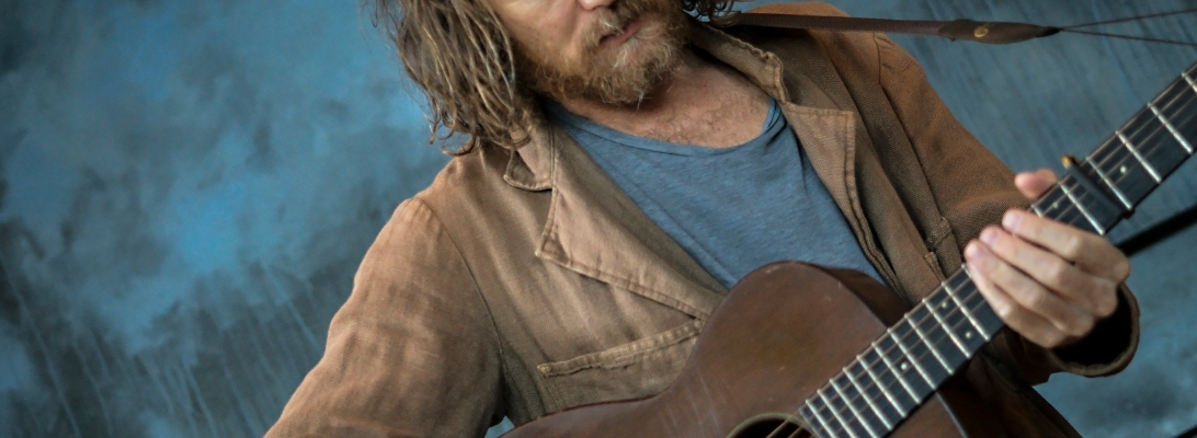 damien rice live 2019, the river Lee hotel Cork, Sounds from a Safe Harbour © Caroline Vandekerckhove / Dimly lit stages