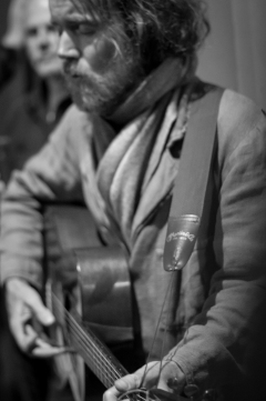 Damien Rice sounds from a safe harbour Cork aftershow Cork 2019 - © Caroline Vandekerckhove