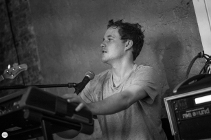 I Have A Tribe live 2019, Plugd Records Cork, Sounds from a Safe Harbour © Caroline Vandekerckhove / Dimly lit stages