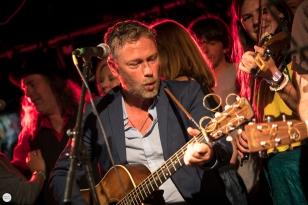 Mic Christopher's 50th - Mark Geary, 2019, Whelans, Dublin © Caroline Vandekerckhove / Dimly lit stages