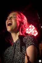 Mic Christopher's 50th - Lisa Hannigan, 2019, Whelans, Dublin © Caroline Vandekerckhove / Dimly lit stages