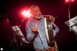 Mic Christopher's 50th, 2019, Whelans, Dublin © Caroline Vandekerckhove / Dimly lit stages