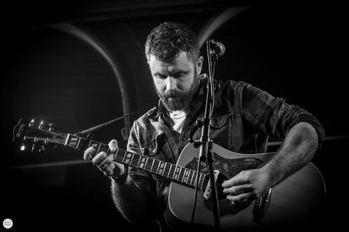 Mick Flannery live 2019, Lost Lane, Dublin © Caroline Vandekerckhove / Dimly lit stages