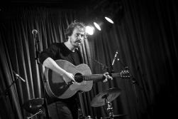 Rhob Cunningham live 2019, lost lane, Dublin © Caroline Vandekerckhove / Dimly lit stages