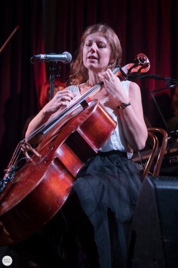 Vyvienne Long live 2019, lost lane, Dublin © Caroline Vandekerckhove / Dimly lit stages