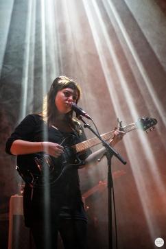 Angel Olsen live 2020, De Roma, Antwerpen, © Caroline Vandekerckhove / dimly lit stages