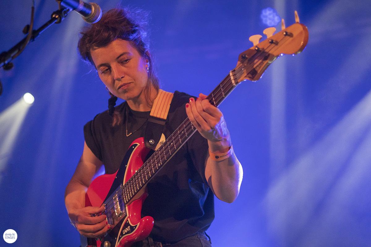 This Is The Kit (Rozi Plain) live at Les Nuits Botanique in Brussels, September 2021, photographed by concert photographer Caroline Vandekerckhove