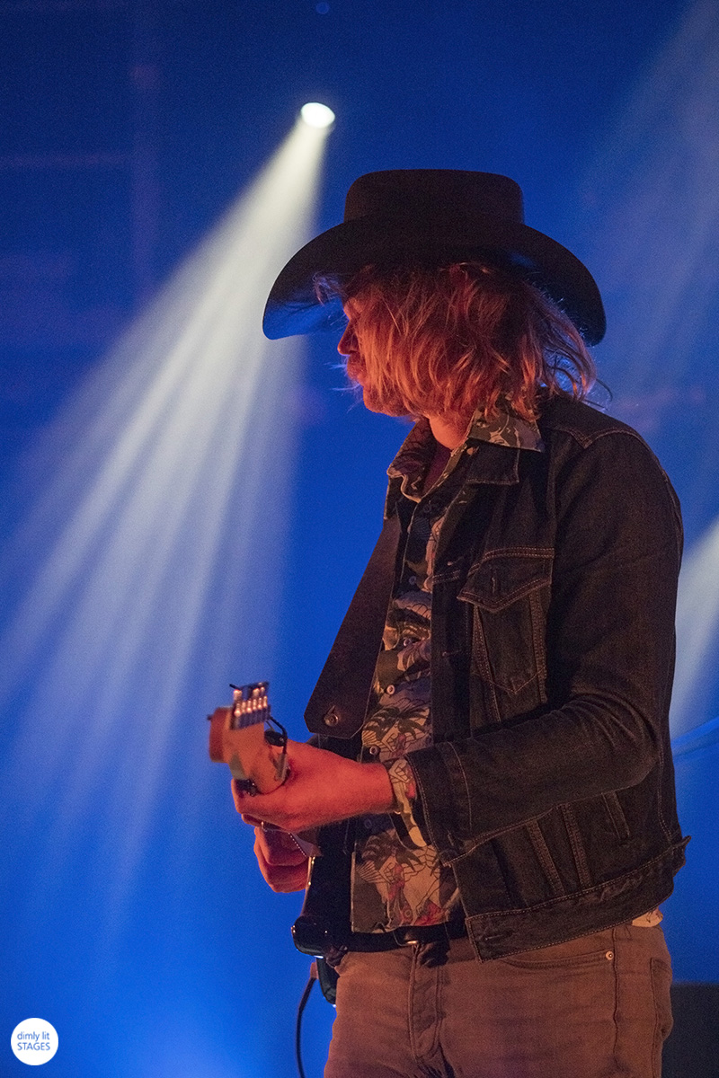 Turner Cody and the Soldiers of Love live at les nuits Botanique in Brussels, photographed by concert photographer Caroline Vandekerckhove (september 2021)